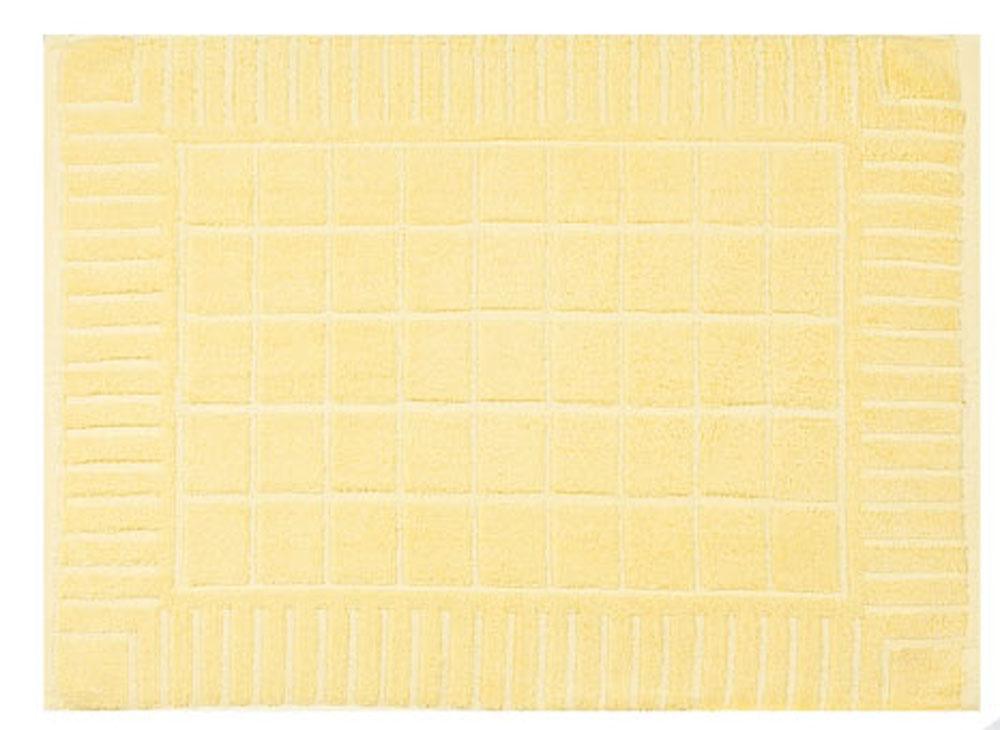 Полотенце Soavita Добби, цвет: желтый, 50 х 70 см77114Перед использованием постирать при температуре не выше 40 градусов