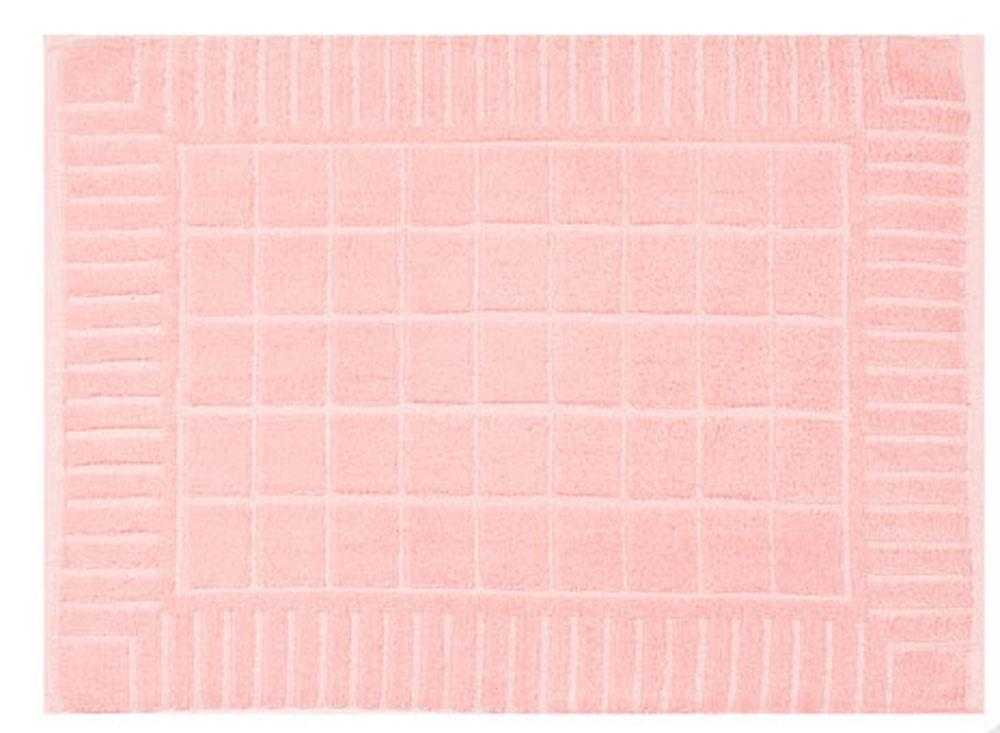 Полотенце Soavita Добби, цвет: персиковый, 50 х 70 см77115Перед использованием постирать при температуре не выше 40 градусов