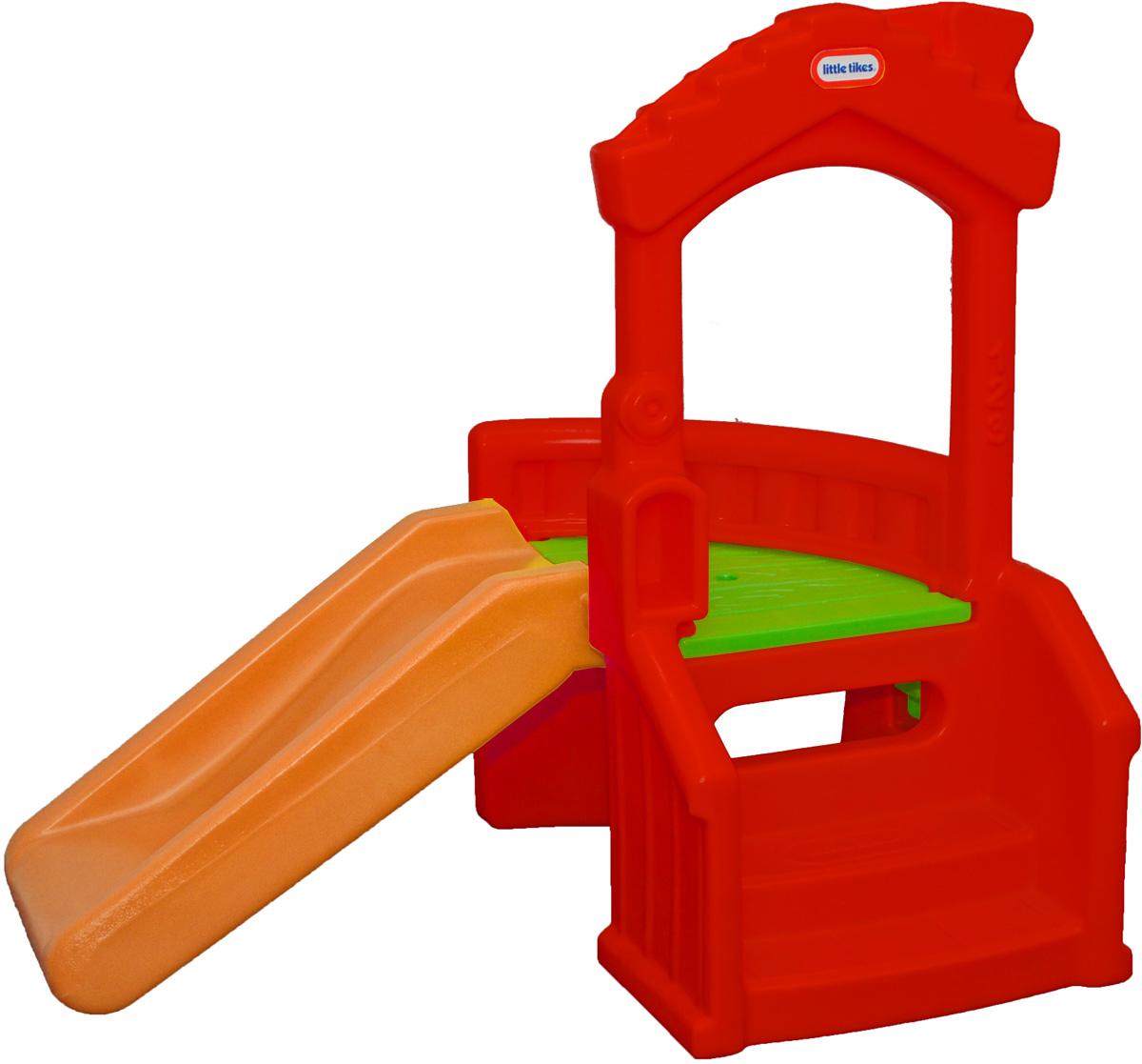 Little Tikes Игровой комплекс Climb & Slide Playhouse 173080