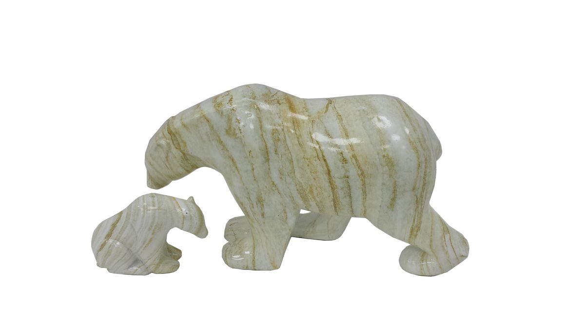 Декоративная фигурка Proffi Home Медведь, из искусственного камня, цвет: светло-бежевый. PH6139PH6139Любое помещение выглядит незавершенным без правильно расположенных предметов интерьера. Декоративная фигура из искусственного камня помогут создать уют, расставить акценты, подчеркнуть достоинства, скрыть недостатки.