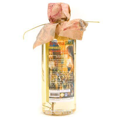 Aroma Jazz Масло жидкое для лица питательное Джаз волшебной арганы, 200 мл2402Действие: питает, восстанавливает, повышает тонус и эластичность кожи. Серум арганы оказывает выраженное моделирующее действие на волокна кожи, дополняя, усиливая и пролонгируя восстанавливающее действие других компонентов масла. Масло разглаживает мелкие морщины, снимает признаки усталости, оказывает антистрессовое воздействие на кожу, ускоряя регенерацию клеток. Предупреждает ослабление волокон эластина, положительно влияет на рост и развитие новых клеток, укрепляет соединительную и межклеточную ткани. Противопоказания: аллергическая реакция на составляющие компоненты. Срок хранения: 24 месяца. После вскрытия упаковки рекомендуется использование помпы, использовать в течение 6 месяцев. Не рекомендуется снимать помпу до завершения использования.