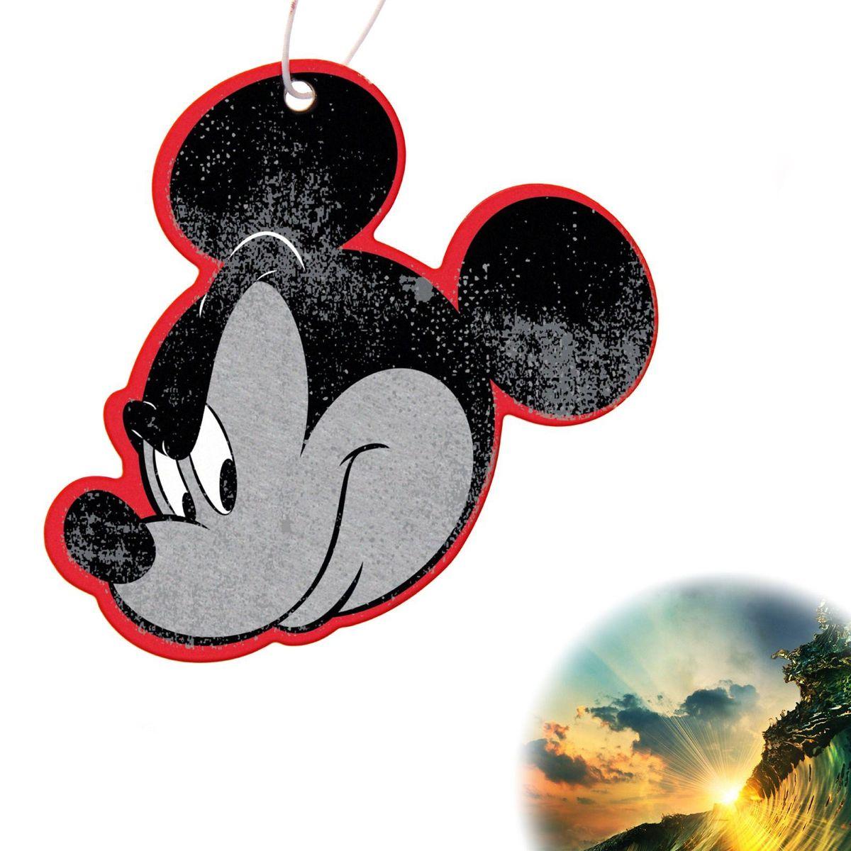 Ароматизатор в авто Disney Микки Маус. Mickey, 8,6 х 16,1 см. 11490251149025Яркость в серые городские будни и скучную езду по пробкам добавит ароматизатор в авто. В нем сочетаются эксклюзивный дизайн и приятный аромат. Повесьте его на зеркало, и любимые герои уничтожат неприятные запахи. Если у вас нет автомобиля — не беда! Повесьте ароматизатор дома или на работе и наслаждайтесь чудесным благоуханием.