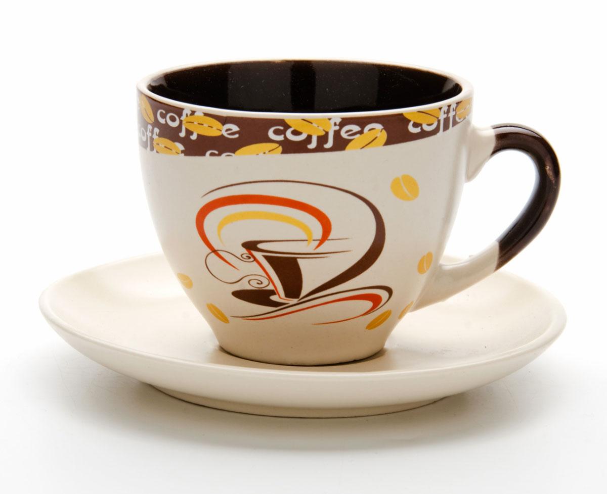 Набор чайный Mayer & Boch, на подставке, 13 предметов. 2353923539Подходит для горячих и холодных напитков. 6 кружек, 6 блюдец, металлическая подставка. Теплостойкие ручки.Элегантный дизайн. Керамика высокого качества. Можно использовать в микроволновой печи. Мыть в посудомоечной машине.Изящный дизайн придется по вкусу и ценителям классики, и тем, кто предпочитает утонченность и изысканность. Он настроит на позитивный лад и подарит хорошее настроение с самого утра. Набор кружек LORAINE - идеальный и необходимый подарок для вашего дома и для ваших друзей в праздники.