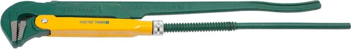 Ключ Kraftool трубный, тип PANZER-L, прямые губки, Cr-V сталь, цельнокованный, 3/670 мм2734-30_z01