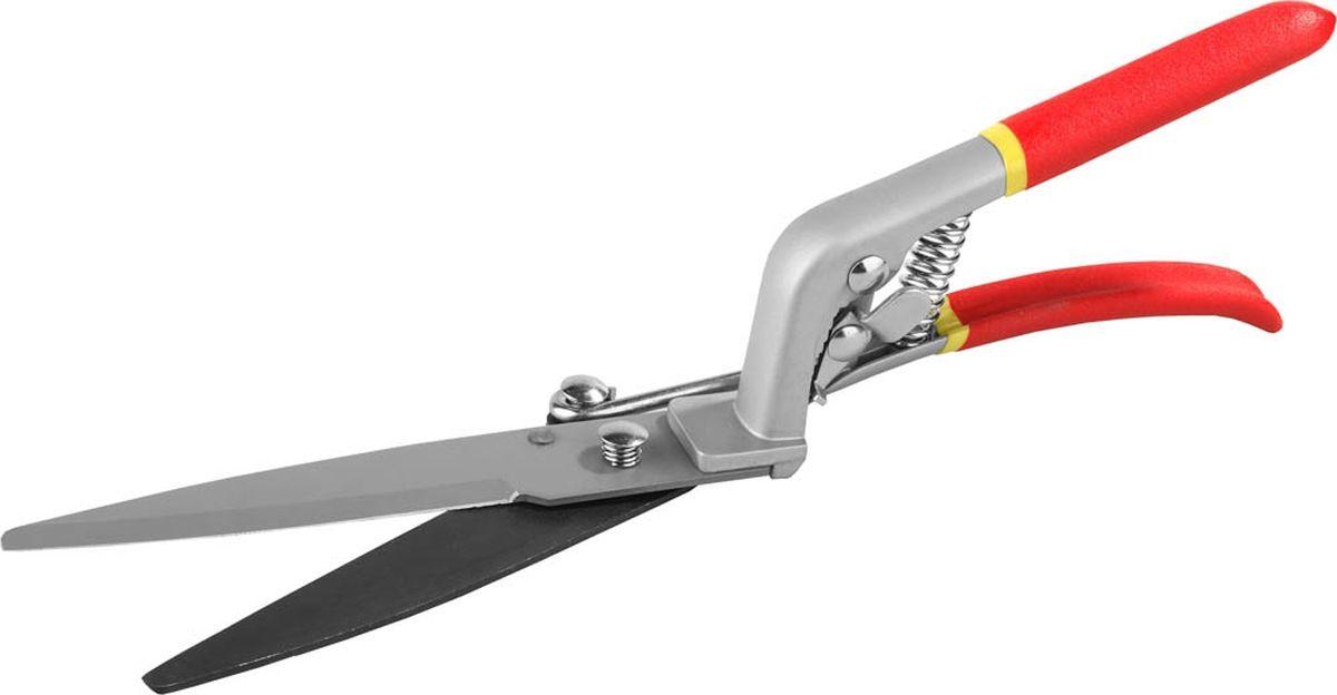 Ножницы для стрижки травы Grinda, длина 31,5 см531-401Ножницы Grinda используются для стрижки травы. Лезвия ножниц изготовлены из высококачественной углеродистой стали, остро заточены и закалены.Покрытие Teflon защищает лезвия от коррозии и препятствует прилипанию грязи. Удобные и надежные металлические ручки имеют ПВХ-покрытие. Общая длина ножниц: 31,5 см.
