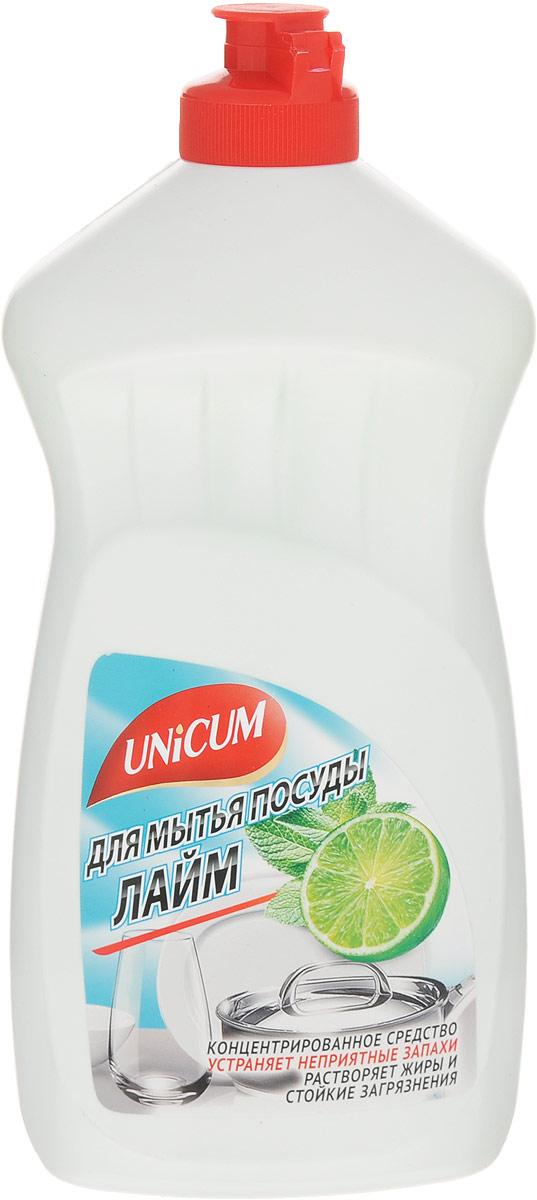 Средство для мытья посуды Unicum