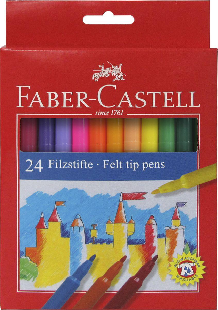 Faber-Castell Фломастеры 24 цвета 554224