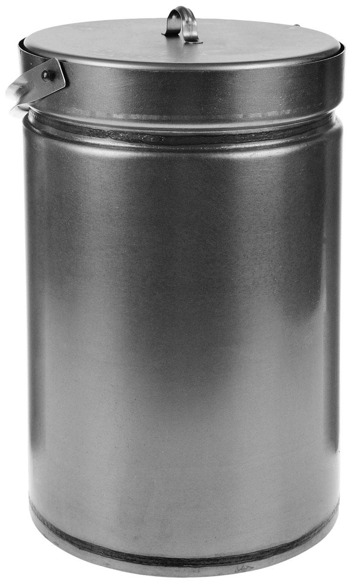 Коптилка К-250.00.000 коптильняCM000001326Коптилка предназначена для приготовления в домашних условиях различных копченостей из мясных, рыбных продуктов и полуфабрикатов с использованием опилок для выделения дыма. Подогрев коптилки можно осуществлять на газовой плите или горелке. Герметичная крышка с гидрозатвором исключает попадание воздуха внутрь и воспламенение стружки.