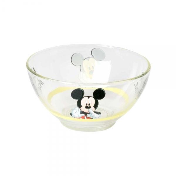 Салатник Luminarc Mickey Colors, 500 млH9231Салатник Luminarc Mickey Colors, объемом 500 мл, порадует вашего ребенка. Идеален для сервировки легких летних салатов. Материал: ударопрочное стекло, устойчивое к резким перепадам температуры. Можно мыть в посудомоечной машине и использовать в СВЧ.