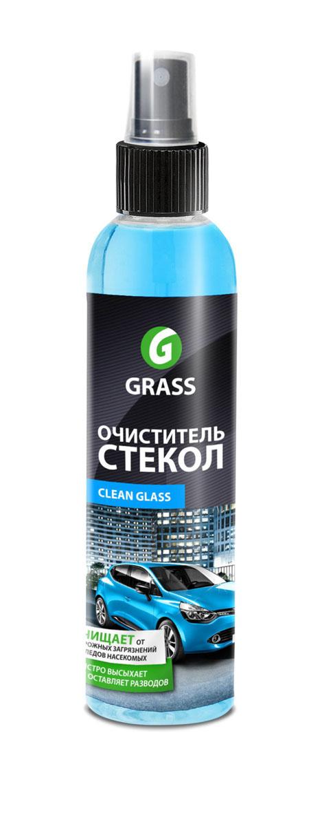 Средство для очистки стекол и зеркал Grass