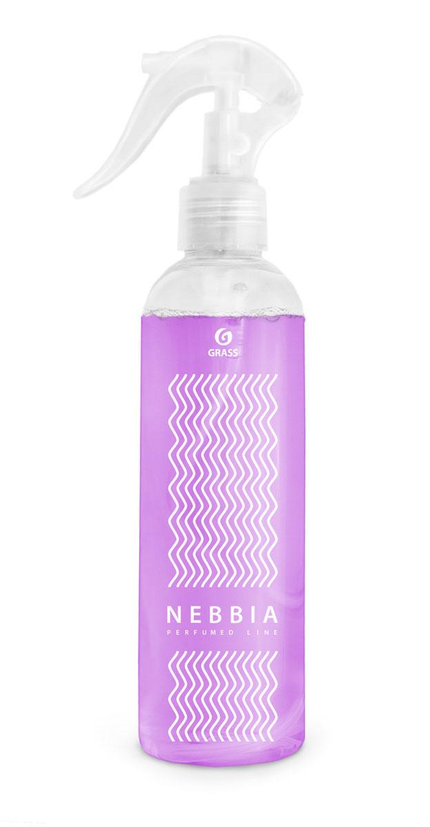 Жидкое ароматизирующее средство Grass Nebbia, 250 мл800014Жидкое ароматизирующее средство Grass Nebbia - это эксклюзивный ароматизатор с уникальным запахом премиального парфюма. Эффективно устраняет неприятные запахи и освежает воздух. Тщательно отобранные ингредиенты, входящие в состав ароматизатора, и экономичный распылитель позволяют наслаждаться ароматом длительное время. Подходит для ароматизации воздуха в помещениях различного типа и в автомобиле. Не оставляет следов на обивке, ткани, мебели, обоях. Товар сертифицирован.