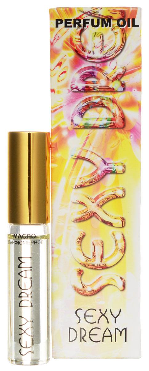 Floralis Масло парфюмерное Sexy Dream, 8 мл4810287006017Откровенный, романтический аромат, навевающий сладкие воспоминания… Прозрачные и окутывающие ноты белого лотоса, фиалки и мимозы в сочетании с наваждением яркого мускуса создадут Ваш нежный и соблазнительный образ Парфюмерные масла — бесспиртовая форма концентрированной парфюмерии, которая благодаря высокой концентрации душистой композиции дольше сохраняет аромат и требует значительно меньшей дозировки, чем обычные туалетные воды и духи.