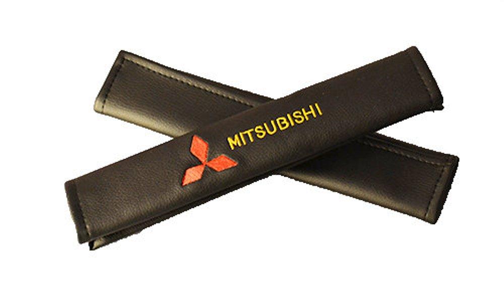 """Накладки на ремень безопасности Auto Premium """"MITSUBISHI"""", 2 шт 67008"""