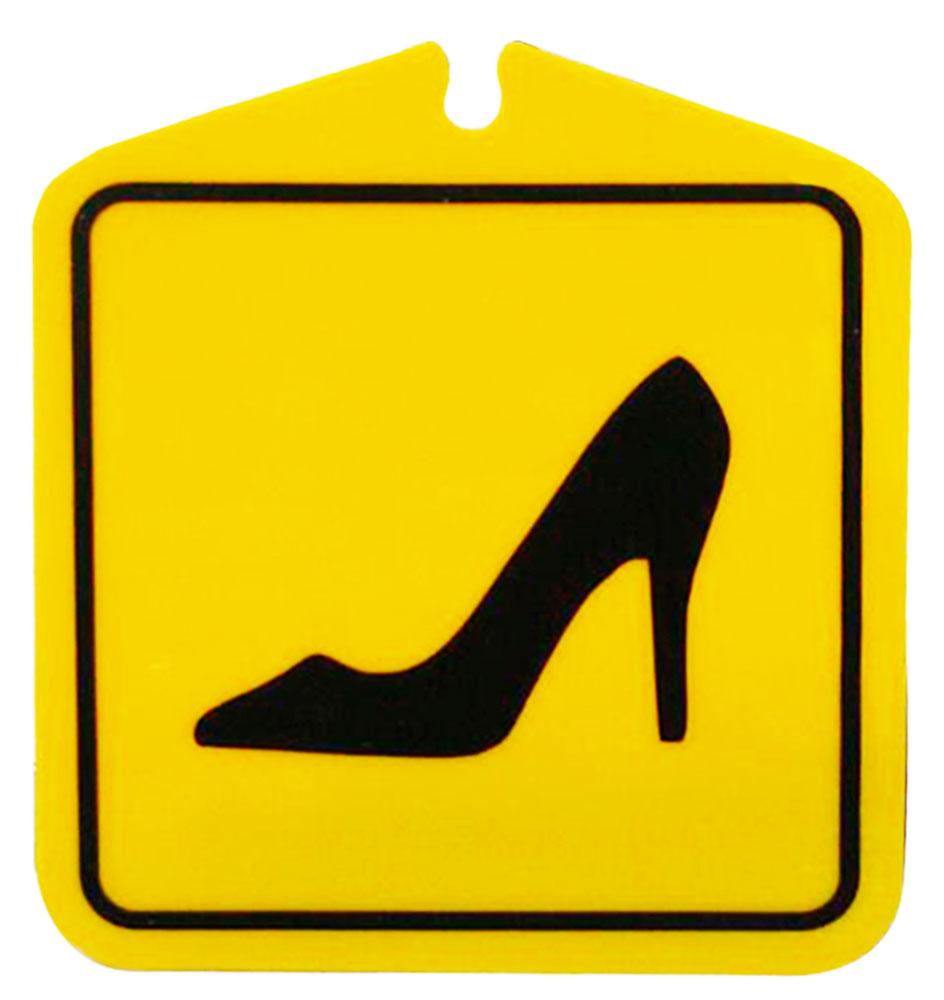 Табличка на присоске Оранжевый слоник Туфелька. 110T005RGB110T005RGBТабличка на присоске Туфелька служит для обозначения, что за рулем девушка. Легкая переустановка, присоски не оставляют следов клея на стекле.