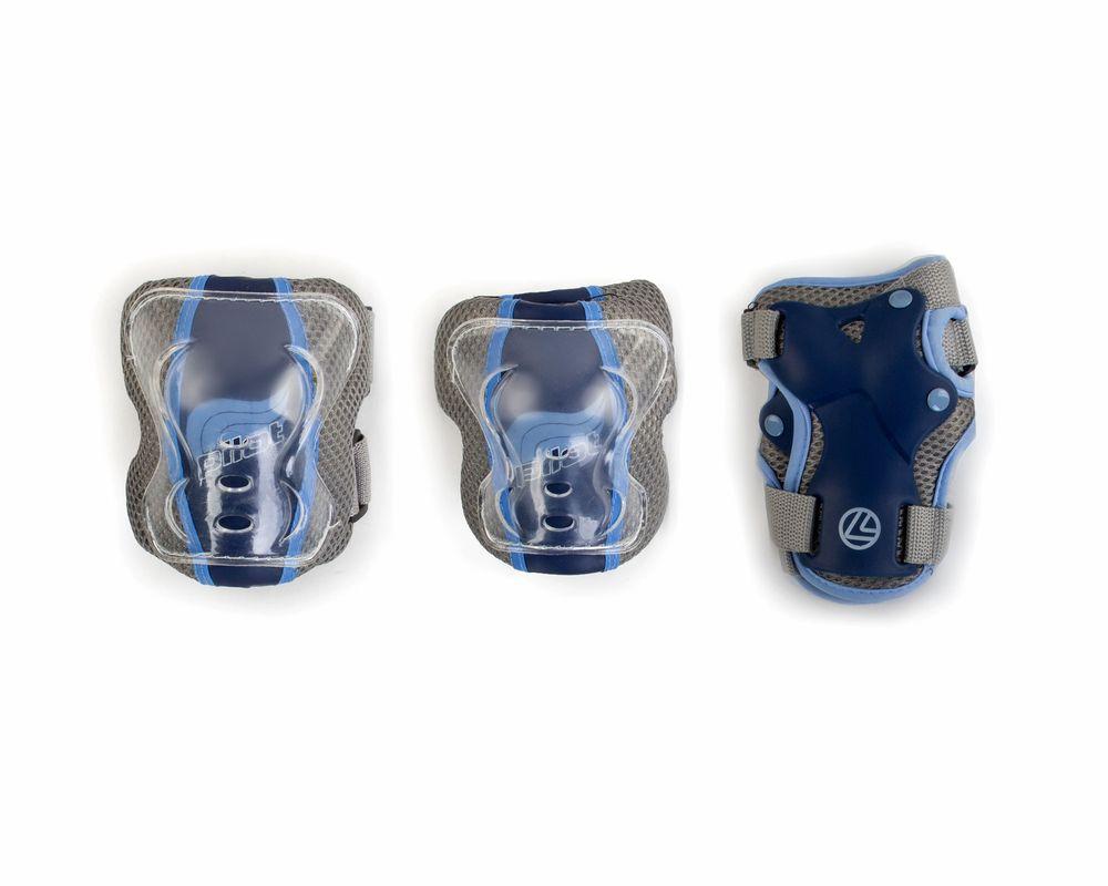 Защита роликовая Larsen P10Pilot. Размер XS3038Роликовая защита Larsen P10Pilot состоит из налокотников, наколенников и защиты запястья. Такая роликовая защита будет отличным дополнением к Вашим роликам.