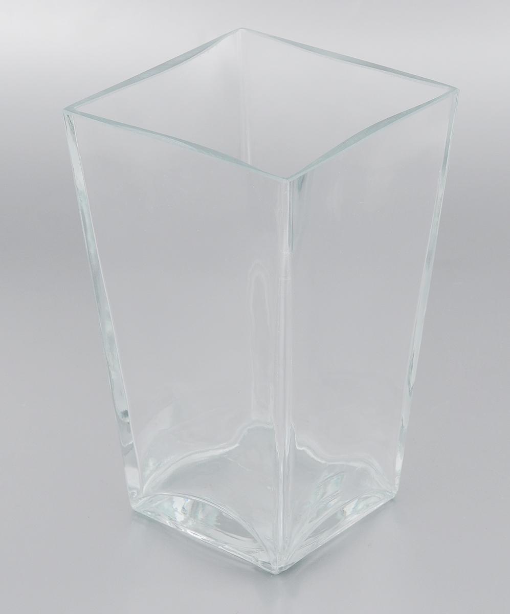 Ваза Pasabahce Botanica, высота 19,5 см80139BВаза Pasabahce Botanica, выполненная из натрий-кальций- силикатного стекла, сочетает в себе изысканный дизайн с максимальной функциональностью. Такая ваза придется по вкусу и ценителям классики, и тем, кто предпочитает утонченность и изысканность. Можно мыть в посудомоечной машине. Размер вазы по верхнему краю: 11,5 х 11,5 см. Высота: 19,5 см.