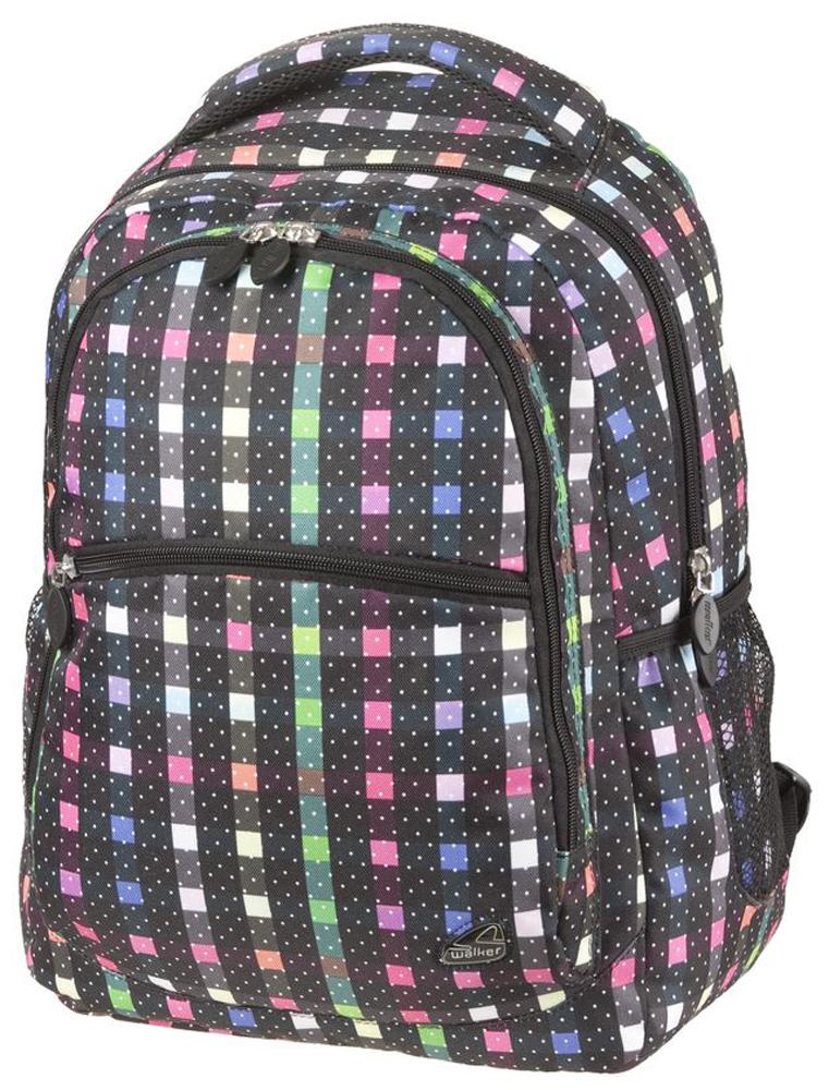 Walker Школьный ранец ClassicSCCB-UT1-883Уплотненная спинка и лямки помогают лучше распределить нагрузку и сохранить форму рюкзака независимо от его наполнения.