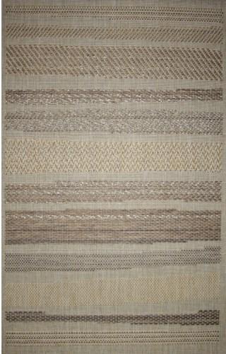 Ковер Oriental Weavers Энжи (Фом), цвет: светло-коричневый, 120 х 180 см. 480 DUP210DFКовер-циновка на резиновой основе - это практичное и современное решение не только для прихожих, но и веранд.
