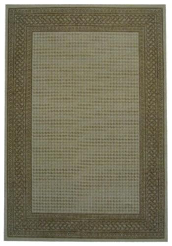 Коврик прикроватный Oriental Weavers Давн, цвет: коричневый, 80 см х 160 см. 522 D ковер oriental weavers варшава цвет светло коричневый 80 х 140 см 16848