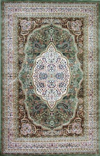 Ковер Oriental Weavers Мумбай, цвет: светло-коричневый, 115 х 180 см. HX014 G CH881 ковер oriental weavers варшава цвет светло коричневый 80 х 140 см 16848