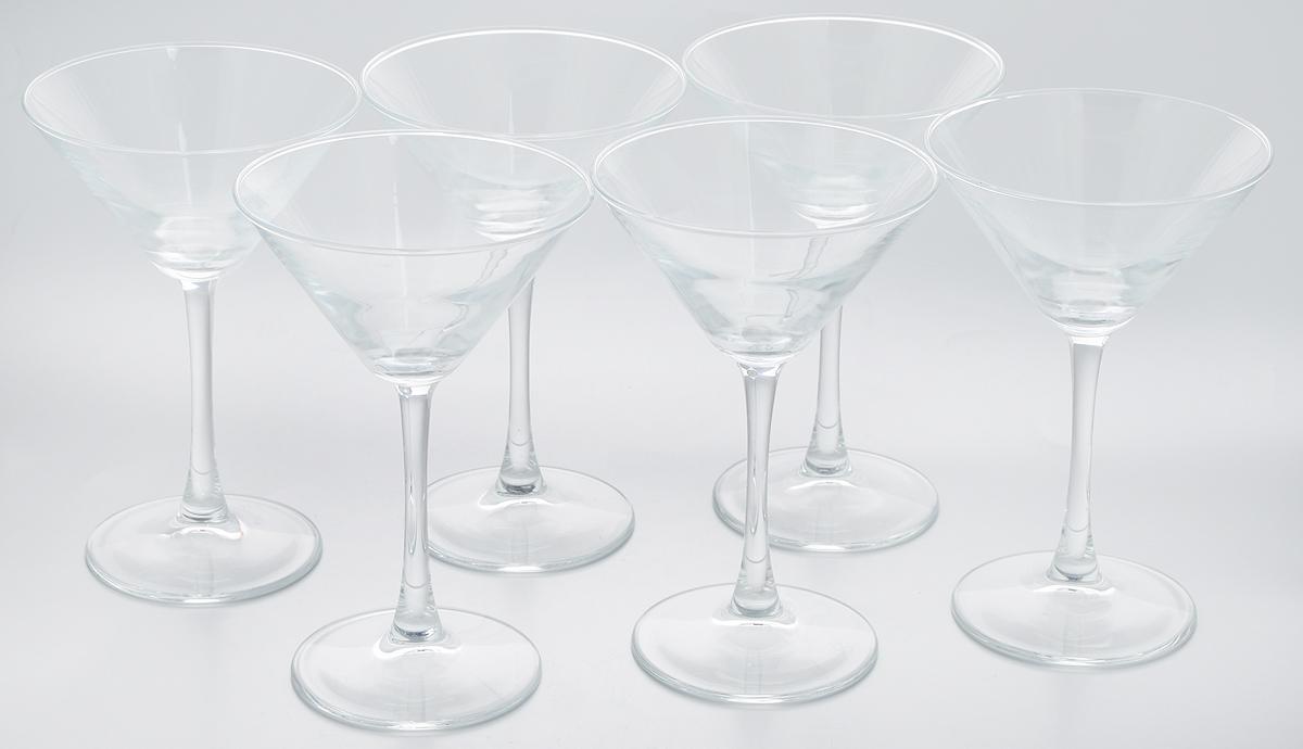 Набор бокалов для мартини Pasabahce Enoteca, 215 мл, 6 шт440061BНабор Pasabahce Enoteca состоит из шести бокалов, выполненных из прочного натрий-кальций-силикатного стекла. Изделия оснащены высокими ножками. Бокалы предназначены для подачи мартини. Они сочетают в себе элегантный дизайн и функциональность. Набор бокалов Pasabahce Enoteca прекрасно оформит праздничный стол и создаст приятную атмосферу за романтическим ужином. Такой набор также станет хорошим подарком к любому случаю. Можно мыть в посудомоечной машине. Диаметр бокала (по верхнему краю): 11,5 см. Высота бокала: 17,5 см.