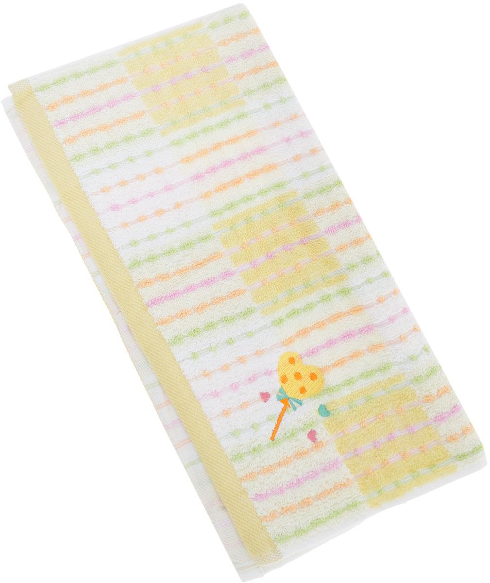 Полотенце Soavita Premium. Marni, цвет: бежевый, 33 х 76 см62919Полотенце Soavita Premium. Marni выполнено из 100% хлопка. Изделие отлично впитывает влагу, быстро сохнет, сохраняет яркость цвета и не теряет форму даже после многократных стирок. Полотенце очень практично и неприхотливо в уходе. Оно создаст прекрасное настроение и украсит интерьер в ванной комнате.