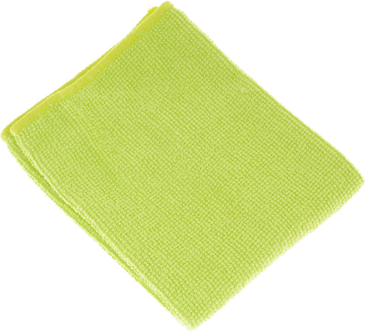Салфетка из микрофибры Rexxon, универсальная, 35 х 35 см1004900000360Универсальная салфетка Rexxon выполнена из высококачественного полиэстера и полиамида. Благодаря своей структуре она эффективно удаляет с твердых поверхностей грязь, следы засохших насекомых.Микрофибра удаляет грязь с поверхности намного эффективнее, быстрее и значительно более бережно в сравнении с обычной тканью, что существенно снижает время на проведение уборки, поскольку отсутствует необходимость протирать одно и то же место дважды. Использовать салфетку можно для чистки как наружных, так и внутренних поверхностей автомобиля. Используя подобную мягкую ткань, можно проникнуть даже в самые труднодоступные места и эффективно очистить от пыли и бактерий все поверхности. Микрофибра устойчива к истиранию, ее можно быстро вернуть к первоначальному виду с помощью ручной стирки при температуре 60°С. Приобретая микрофибровые изделия для чистки автомобиля, каждый владелец сможет обеспечить достойный уход за любимым транспортным средством.Состав: 80% полиэстер, 20% полиамид.Размер салфетки: 35 х 35 см.