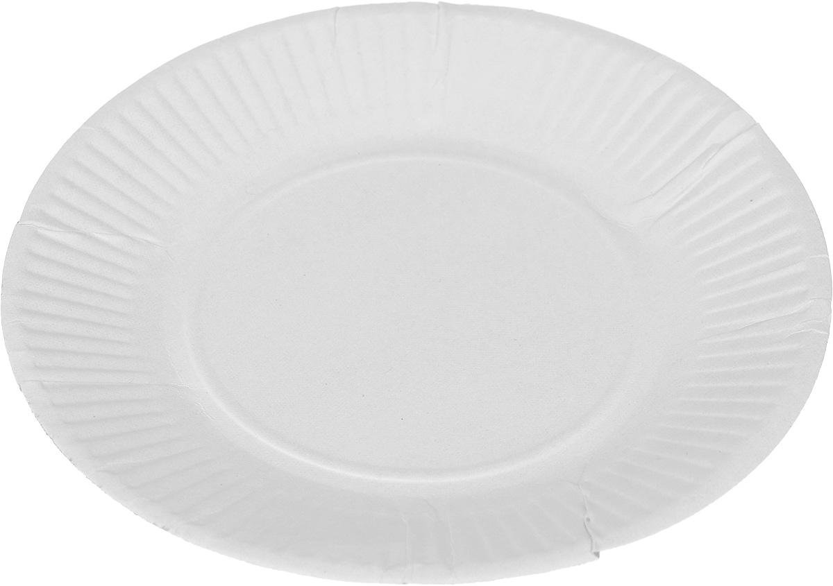 Набор одноразовых тарелок Мистерия, диаметр 17 см, 100 штПОС08800Набор Мистерия состоит из 100 круглых тарелок, выполненных из картона и предназначенных для одноразового использования. Подходят для холодных и горячих пищевых продуктов. Одноразовые тарелки будут незаменимы при поездках на природу, пикниках и других мероприятиях. Они не займут много места, легки и самое главное - после использования их не надо мыть. Диаметр тарелки: 17 см. Высота тарелки: 1 см.