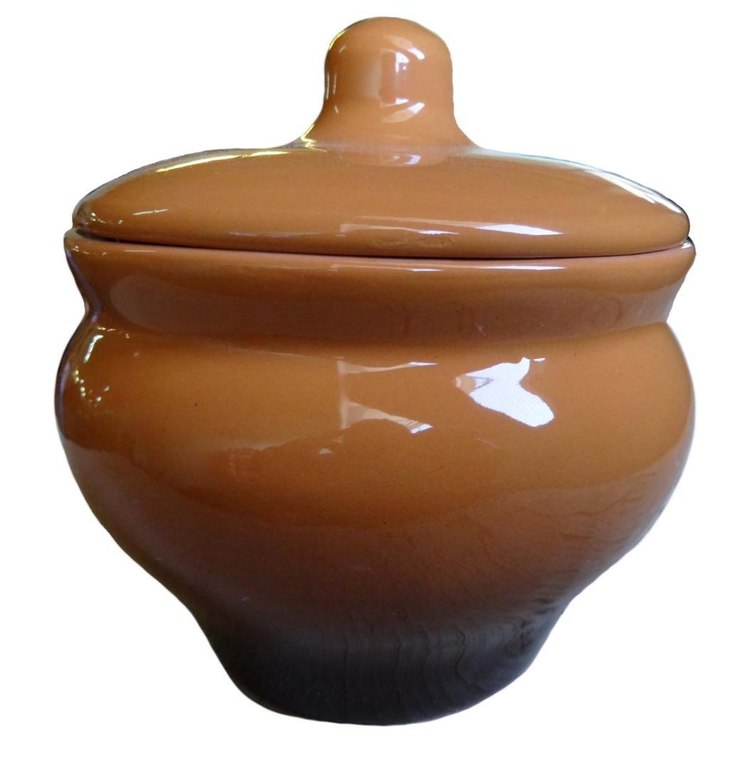 Горшочек Борисовская керамика Мечта хозяйки, 350 мл. ОБЧ14457930ОБЧ14457930Если вы любите готовить небольшие блюда, вроде сытных жульенов или отдельно запеченного мяса – горшочек Мечта хозяйки именно для вас. Объем 0,35 литра позволяет использовать его для приготовления мини-блюд. Но это еще не все - горшочек будет очень удобен для хранения специй и приправ. В результате вы получаете одновременно посуду для приготовления и емкость для хранения.