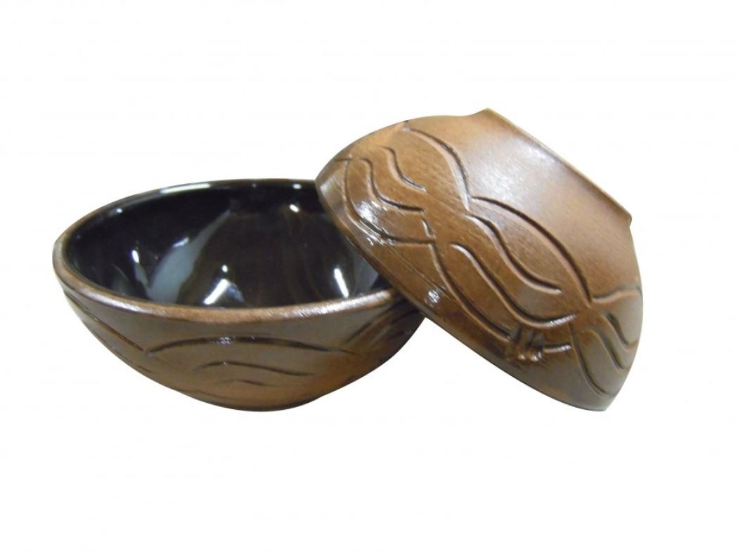 Розетка Борисовская керамика Старина, 200 млСТР00000510Удобная керамическая розетка для варенья, меда, сливок, сметаны - всего, что захотите. Может использоваться как жульенница