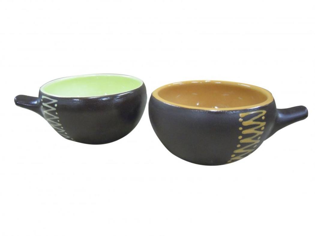Кокотница Борисовская керамика Чугун, 180 млЧУГ00000415Форма для жульенов. Отличается толстыми стенками, что положительно сказывается на вкусе готового блюда. Очень компактна, при запекании кокотницы можно разместить в большом количестве. Экономит место на кухне.