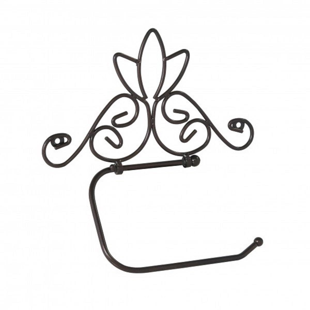 Держатель для туалетной бумаги Axentia Nostalgie, 2 х 23 х 25,5 см122244Держатель для туалетной бумаги Axentia Nostalgie изготовлен из высококачественной стали, которая обработана безопасной и долговечной полимерной порошковой краской. Изделие крепится на стену с помощью шурупов (не входят в комплект). Держатель поможет оформить интерьер в выбранном стиле, разбавляя пространство туалетной комнаты различными элементами. Он хорошо впишется в любой интерьер, придавая ему черты современности. Отлично сочетается с другими аксессуарами из коллекции Nostalgie. Размер держателя: 2 х 23 х 25,5 см.