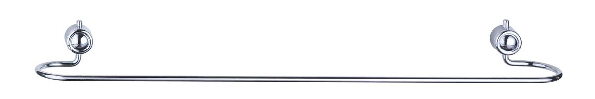 Вешалка для полотенца Axentia Atlantik, настенная, с 1 планкой, 51 х 13 х 5 см280015Вешалка для полотенец Axentia Atlantik изготовлена из высококачественной хромированной стали, устойчивой к высокой влажности. Изделие представляет собой широкую планку, которая крепится на стену с помощью шурупов (в комплекте). Размер вешалки: 51 х 13 х 5 см.