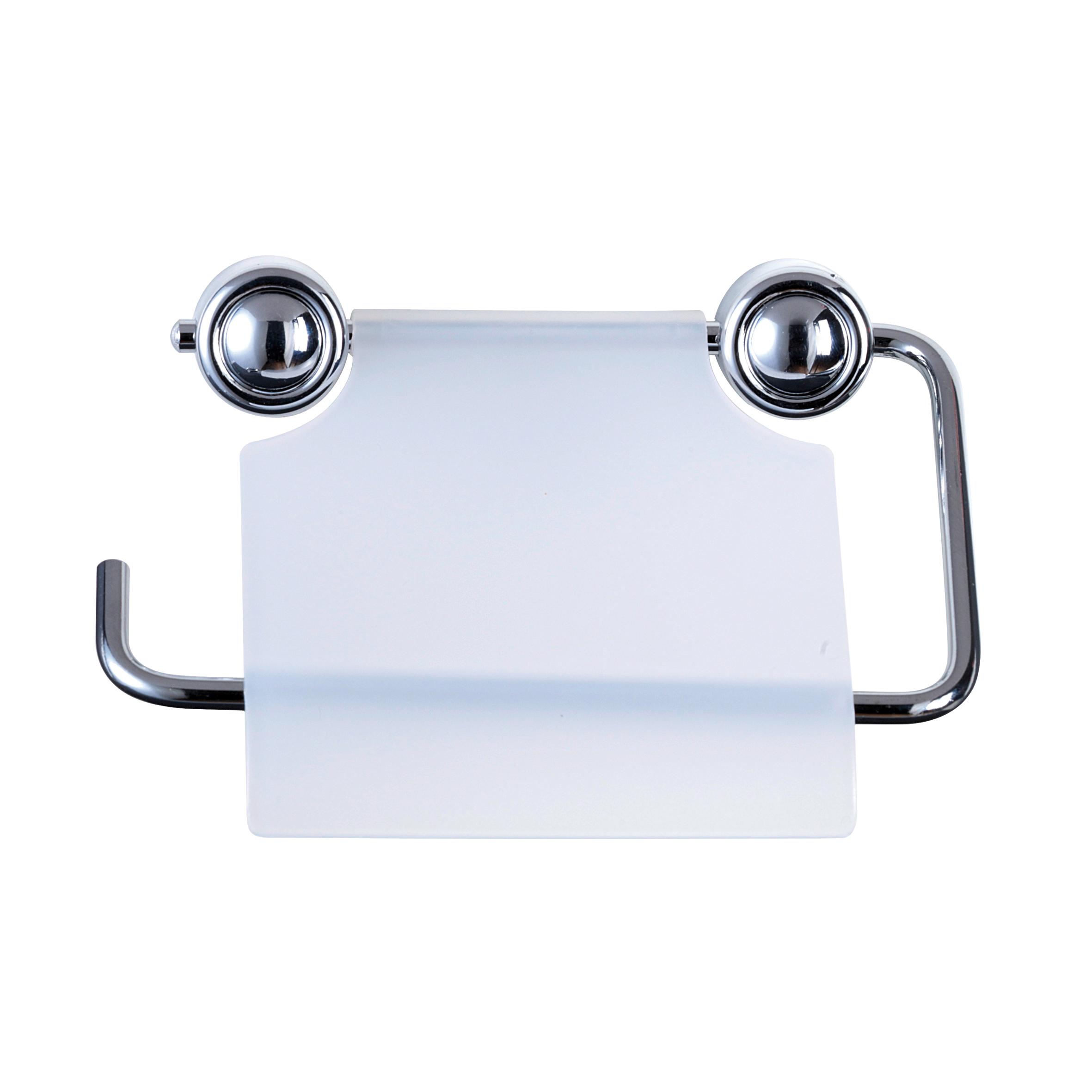 Держатель для туалетной бумаги Axentia Atlantik, с крышкой, 13 х 10 х 13,3. 280030280030Держатель для туалетной бумаги Axentia Atlantik, выполненный из высококачественной хромированной стали, оснащен пластиковой крышкой. Изделие крепится на стену с помощью шурупов (входят в комплект). Держатель поможет оформить интерьер в выбранном стиле, разбавляя пространство туалетной комнаты различными элементами. Он хорошо впишется в любой интерьер, придавая ему черты современности. Отлично сочетается с другими аксессуарами из коллекции Atlantik. Размер держателя: 13 х 10 х 13,3 см.