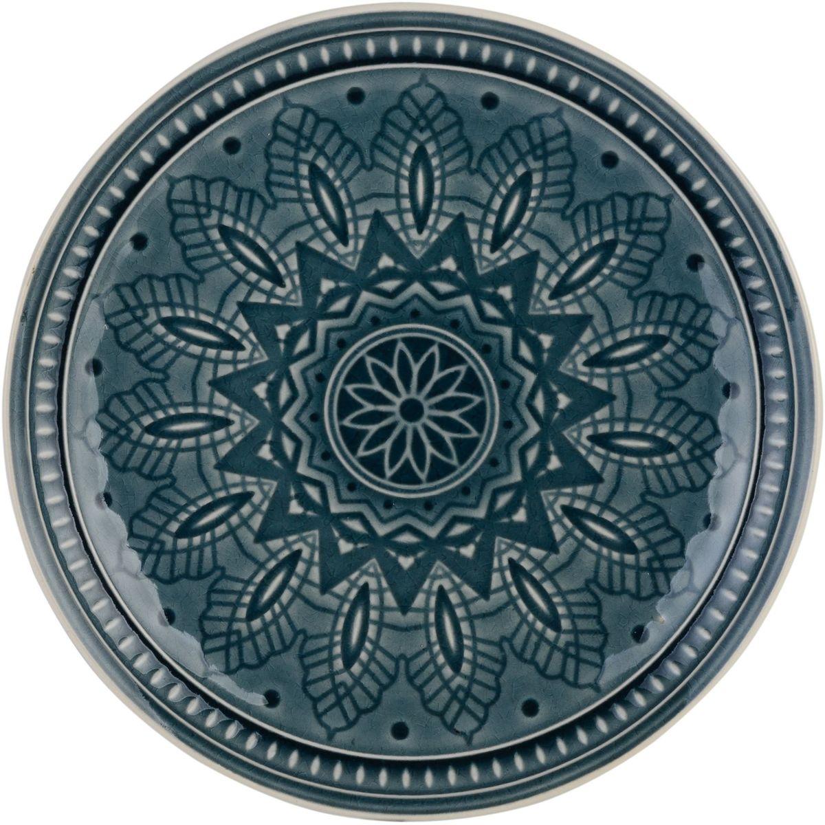 Набор тарелок десертных Tongo, цвет: серый винтаж, диаметр 20,5 см, 6 штPL-205g Tongo Набор тарелок десертныхТрадиционная этническая посуда Индонезии. Декоративная техника придает посуде этнический шарм, с элементами старения, в виде паутинки мелких трещинок на поверхности эмали, что повышает ее привлекательность и ценность среди посудных аналогов. В процессе эксплуатации мелкие трещины так же могут проявляться на внутренних поверхностях кружек и салатников, - что так же является задумкой дизайнеров, заложенной в производственной технологии.