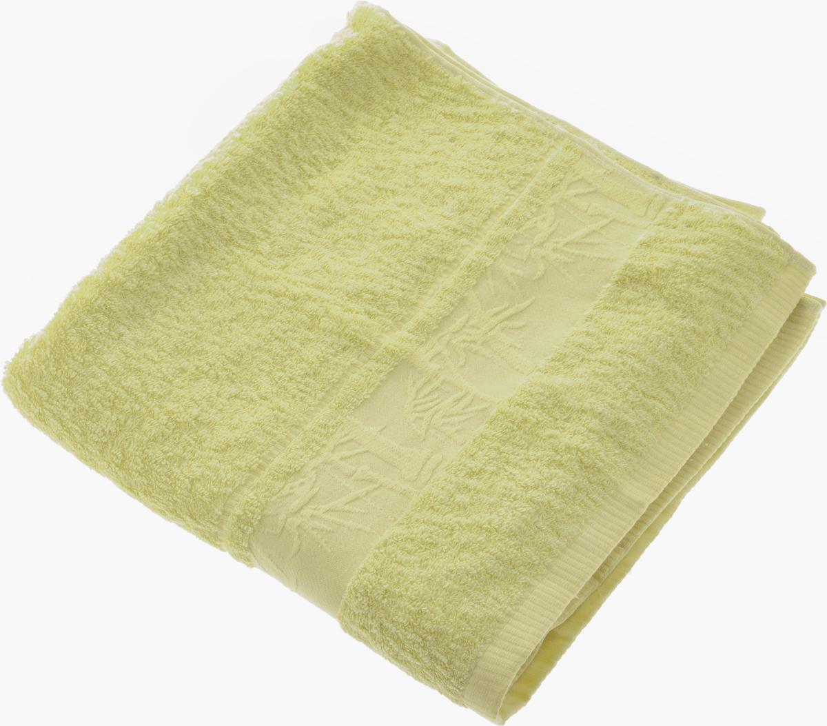 Полотенце Soavita Chloe, цвет: светло-зеленый, 30 х 70 см64156Полотенце Soavita Chloe выполнено из 100% бамбукового волокна. Изделие отлично впитывает влагу, быстро сохнет, сохраняет яркость цвета и не теряет форму даже после многократных стирок. Полотенце очень практично и неприхотливо в уходе. Оно создаст прекрасное настроение и украсит интерьер в ванной комнате.