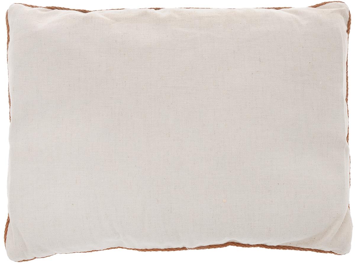 Подушка Smart Textile Кедровая, наполнитель: пленка ядра кедрового ореха, 30 х 40 см10503Подушка Smart Textile Кедровая подарит вам незабываемое чувство комфорта и умиротворения. Чехол выполнен из 100% хлопка, имеет окантовку и застежку-молнию, через которую удобно отсыпать наполнитель, если подушка вам покажется высокой или плотной.Пленка ядра кедрового ореха - поистине уникальна. Ее традиционно используют в профилактических и лечебных целях. Такие подушки обладают ортопедическим эффектом и нормализует сон, служат профилактикой многих заболеваний (бронхит, астма, туберкулез), благодаря содержащимся фитонцидам сибирского кедра, которые сдерживают рост болезнетворных бактерий и уничтожают их, улучшают общее самочувствие и укрепляют иммунитет, помогая вашему организму более эффективно бороться с простудными заболеваниями. Кедровые подушки хороши абсолютно для всех, даже для детей, так как наполнитель абсолютно гипоаллергенный, особенно полезно использовать такие подушки для детских учреждений - садиков, лагерей, интернатов. Сама подушка приятна на ощупь, что сделает ваш отдых более комфортным. Сон на такой подушке восстановит ваш энергетический баланс после тяжелого дня и сделает ваш день более продуктивным. Материал чехла: 100% хлопок.Наполнитель: пленка ядра кедрового ореха.