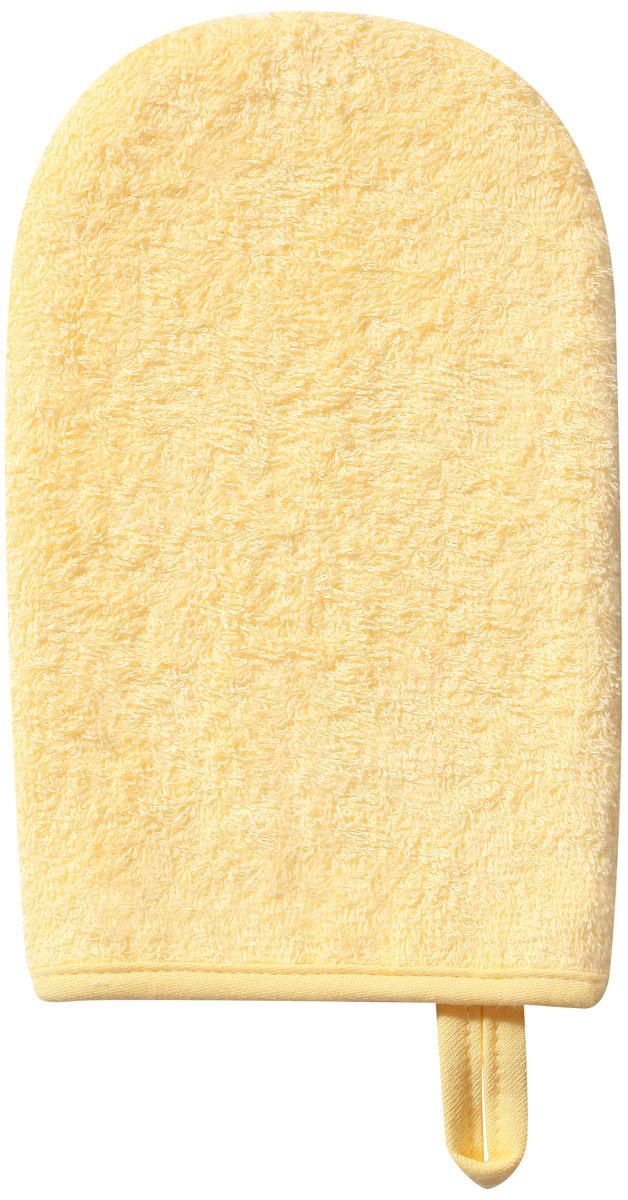 BabyOno Мочалка детская Рукавичка цвет желтый167_желтыйМочалка детская BabyOno Рукавичка незаменима уже с первого купания. Форма рукавицы обеспечивает удобство при купании малыша, а также при ежедневном уходе - мытье рук и лица в течение дня. Рукавица изготовлена из высококачественного мягкого 100 % хлопка, благодаря чему не раздражает нежную кожу крохи. Товар сертифицирован.