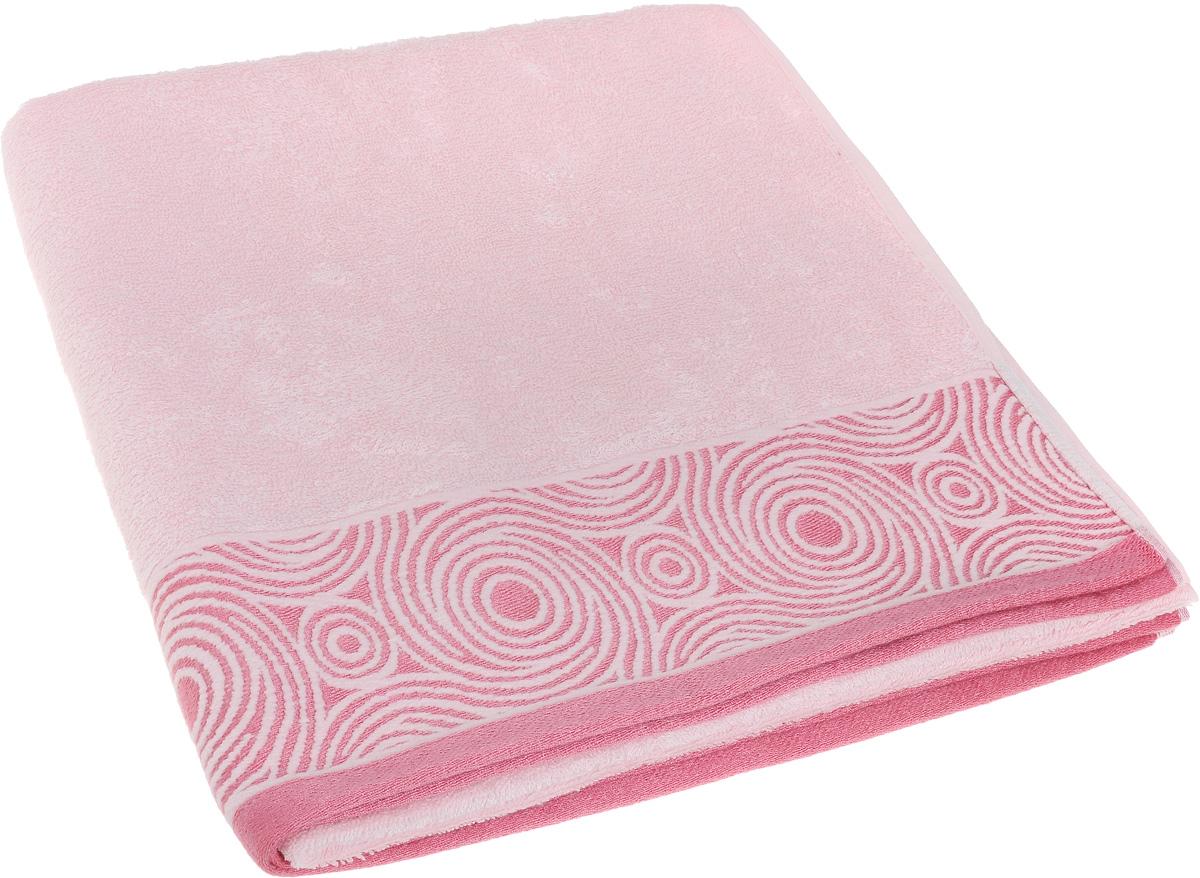 Полотенце Soavita Luxury. Поэма, цвет: розовый, 70 х 140 см51703Полотенце Soavita Luxury. Поэма выполнено из модала. Изделие отлично впитывает влагу, быстро сохнет, сохраняет яркость цвета и не теряет форму даже после многократных стирок. Полотенце очень практично и неприхотливо в уходе. Оно создаст прекрасное настроение и украсит интерьер.