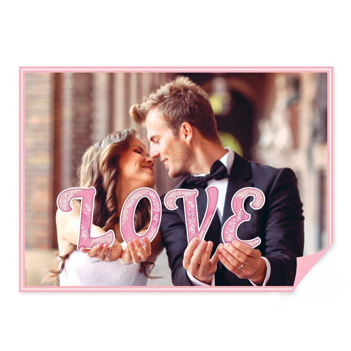 """Буквы для фототосессии Sima-land """"Love"""", 16 х 20 см 1221261"""