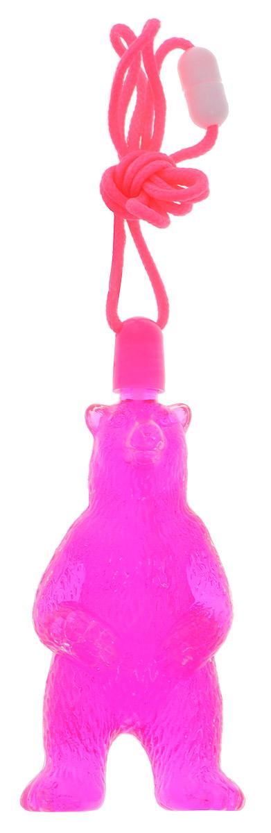 Uncle Bubble Мыльные пузыри Медведь цвет розовый