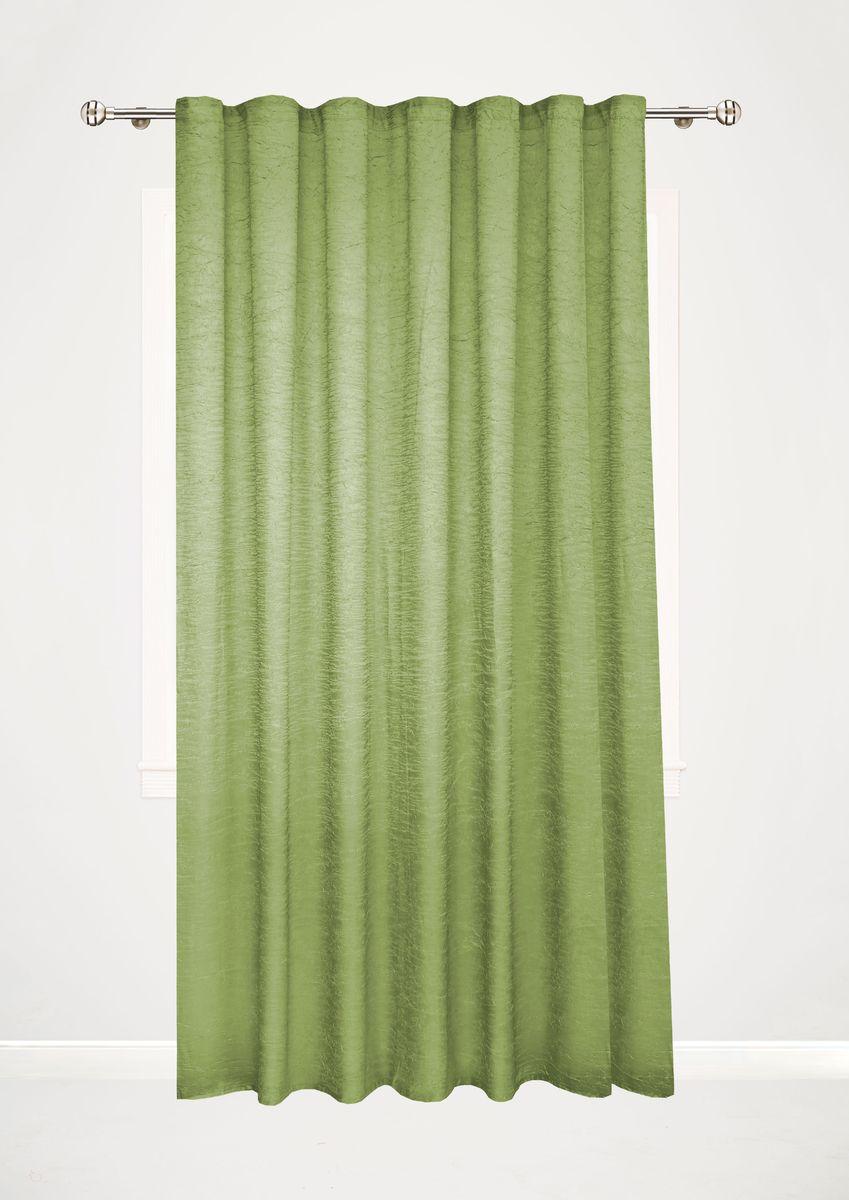 Штора Garden, на ленте, высота 260 см. С W303 V73056С W303 V73056Garden – это универсальная и интересная серия домашних портьер для яркого и стильного оформления окон и создания особенной уютной атмосферы. Эта портьера великолепно смотрится как одна, так и в паре, в комбинации с нежной тюлевой занавеской, собранная на подхваты и свободно ниспадающая естественными складками. Такая портьера, изготовленная полностью из прочного и очень практичного полиэстерового полотна, долговечна и не боится стирок, не сминается, не теряет своего блеска и яркости красок.