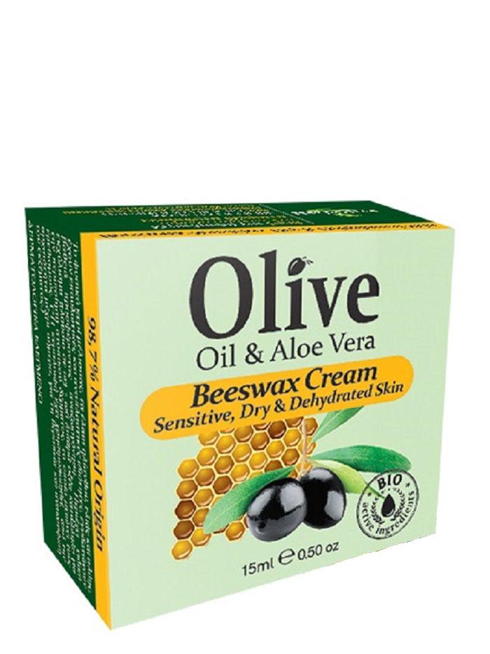 HerbOlive Мазь с прополисом для cухой и обезвоженной кожи лица 15 мл5200310402449Крем-мазь содержит прополис, биологически активные ингредиенты, экстракт алоэ, оливковое масло, натуральные гидраты. Обеспечивает глубокое увлажнение и регенерацию. Содержит специальный экстракт растений, богатый жирными кислотами Омега-3 и Омега-6, что снижает чувствительность и раздражение и делает его идеальным средством для ухода за кожей склонной к аллергии. Косметика произведена в Греции на основе органического сырья, НЕ СОДЕРЖИТ минеральные масла, вазелин, пропиленгликоль, парабены, генетически модифицированные продукты (ГМО)