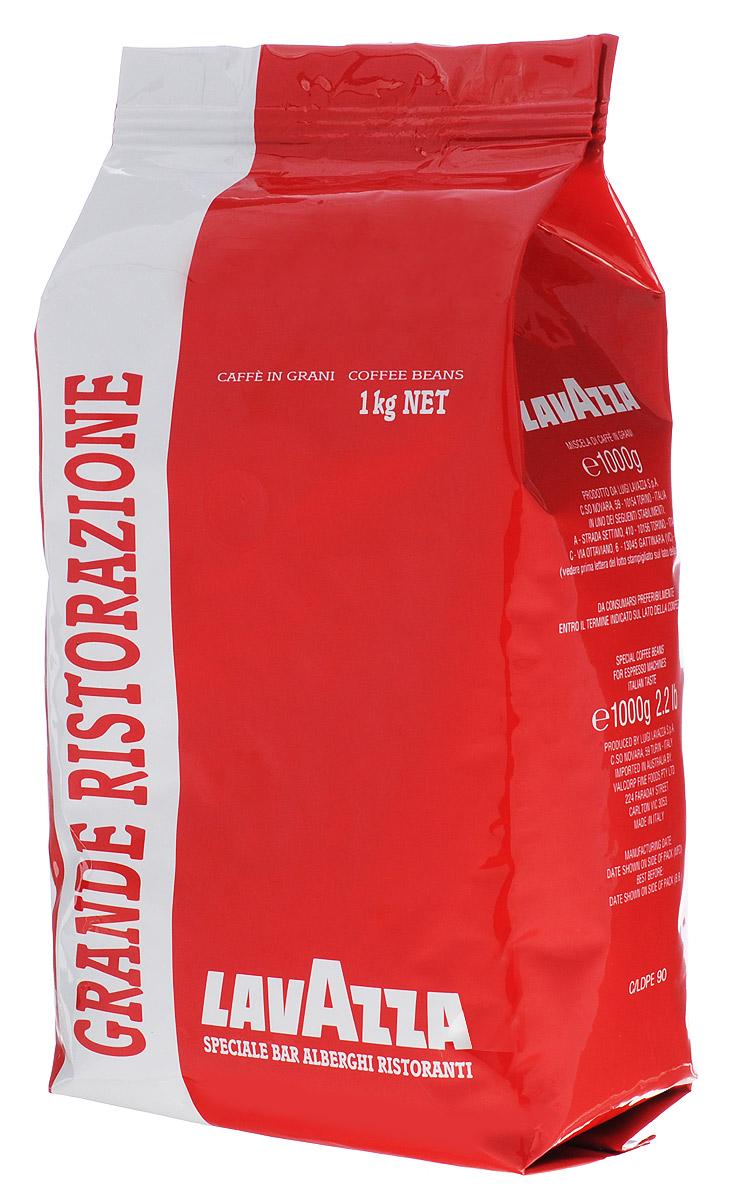 Lavazza Grande Ristorazione Rossa кофе в зернах, 1 кг8000070031043Идеально сбалансированная смесь арабики из Центральной и Южной Америки, дополненная африканской и индонезийской робустой. Чуть горьковатый эспрессо дает объемный насыщенный вкус и чудесный аромат. Прекрасно подходит для молочных напитков. Высокая плотная пенка обрадует ценителей настоящего эспрессо.