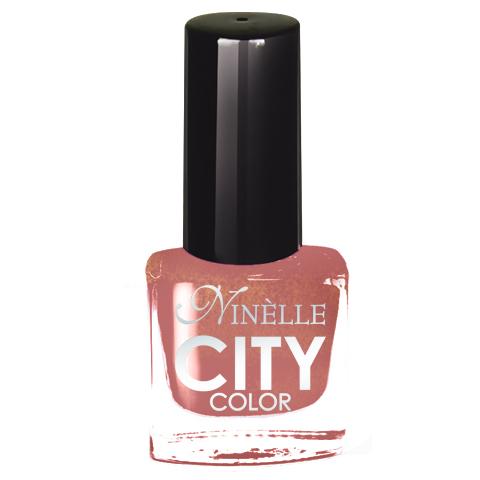 Ninelle Лак для ногтей City Color №1641111N10821Формула уникальна и безупречна: лак быстро сохнет, гарантирует идеальную цветопередачу и потрясающий блеск, а также непревзойденную стойкость. Лак для ногтей City color выравнивает поверхность ногтя, делая его идеально гладким и безупречно глянцевым. Высокая концентрация пигментов и новая кисть заметно упростили маникюрную процедуру - лаки теперь можно наносить одним слоем. Удобная кисточка поможет распределить лак быстро и с максимальной точностью, что позволяет равномерно нанести лак даже на короткие ногти. В состав входят ухаживающие компоненты, предотвращающие повреждения ногтей.