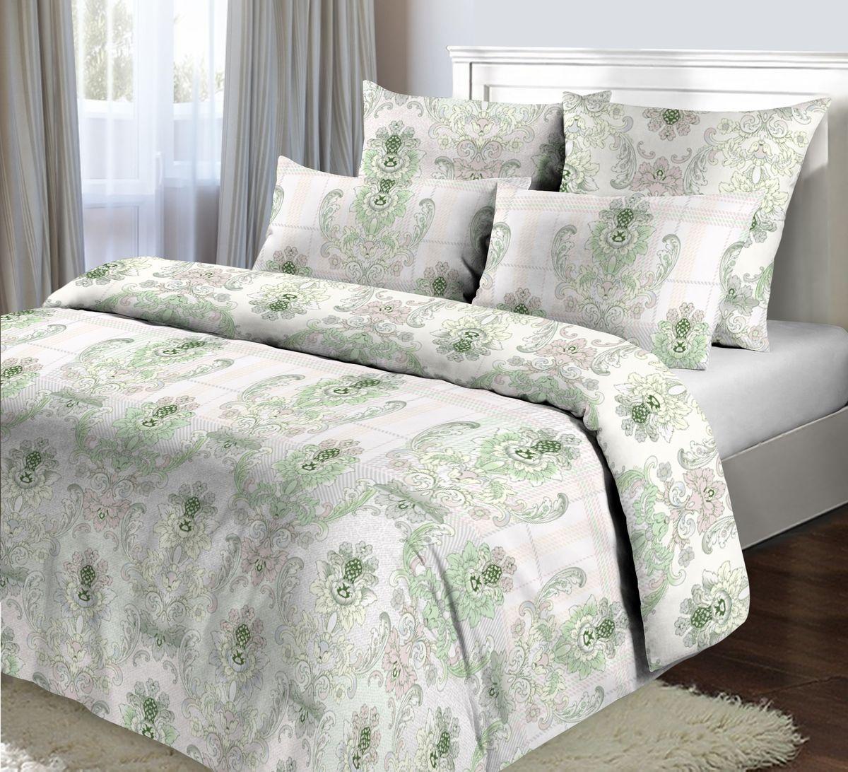 Комплект белья Коллекция Рафаэль-1, 1,5-спальный, наволочки 70х70ОБК-1,5/70 4281.5