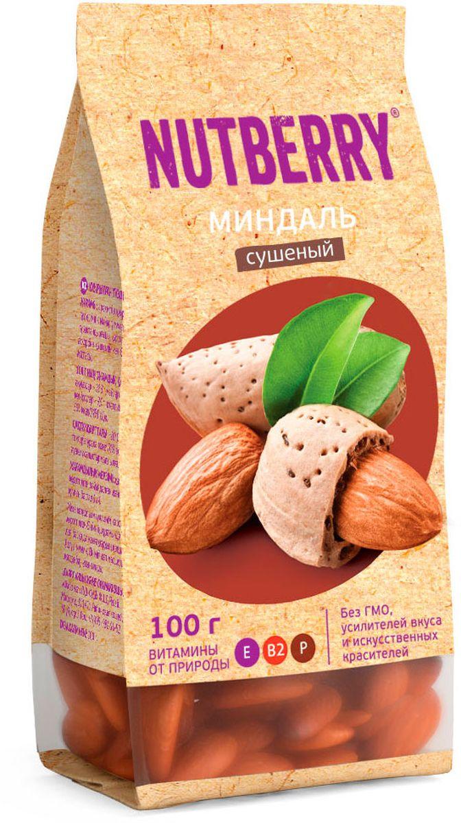 Nutberry миндаль сушеный, 100 г4620000676089Миндаль среди всех других видов орехов обладает самыми полезными свойствами для здоровья. Ядра миндаля обладают обезболивающим, противосудорожным, обволакивающим и мягчительным действием. Ярко выражены и антиоксидантные свойства миндаля. Кожура этих орехов, коричневого цвета, в десять раз богаче антиоксидантами, чем сами ядра. Антиоксиданты снижают вредное воздействие на организм свободных радикалов, которые образуются в результате окислительных процессов в клетках и способны повреждать клеточные ДНК. А это уже повышает риск появления злокачественных новообразований. Для предотвращения этого и необходимы антиоксиданты. Сушеный миндаль от Nutberry послужит вам прекрасным перекусом в течение дня, восстановит силы и наполнит энергией.