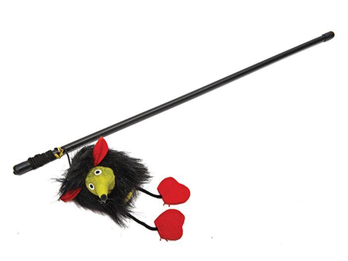 Игрушка для животных Каскад Удочка с Микки Маусом, 47 см27754651Удочка с Микки Маусом 47см