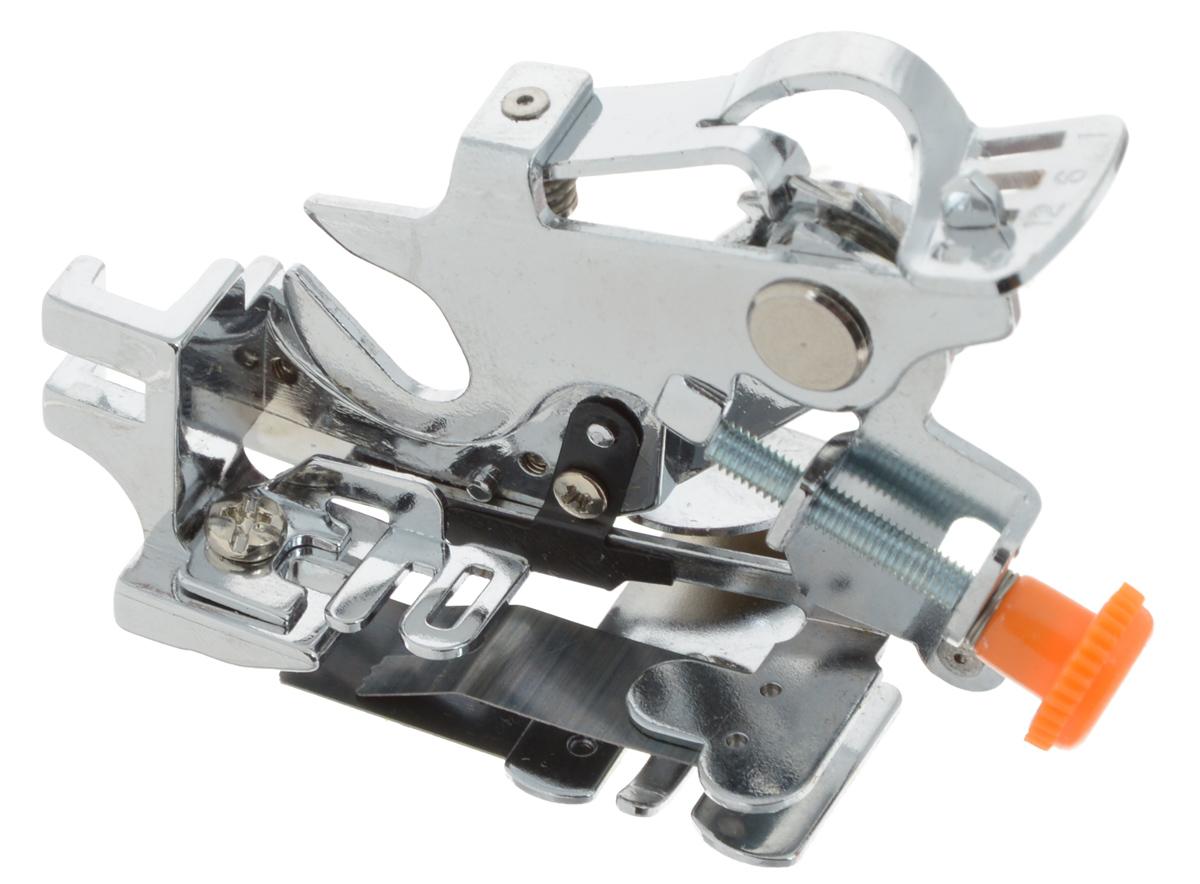 Лапка для швейной машины Aurora, для создания складокAU-122Лапка для швейной машины Aurora используется для создания складок и мелких оборок. Подходит для большинства современных бытовых швейных машин. Инструкция по использованию прилагается.