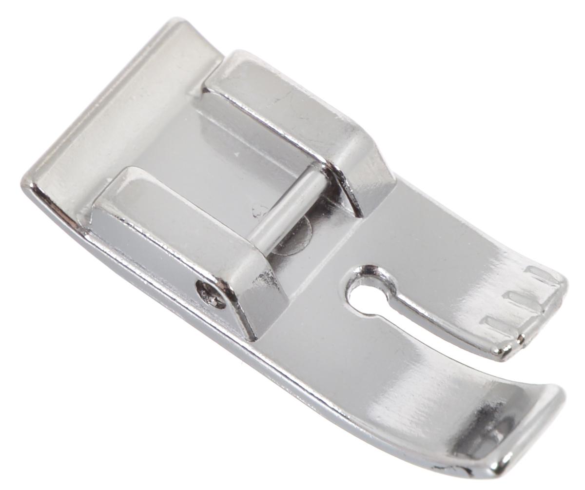 Лапка для швейной машины Aurora, прямострочная311813Лапка для швейной машины Aurora используется для шитья тонких материалов прямой строчкой. Подходит для большинства современных бытовых швейных машин. Инструкция по использованию прилагается.